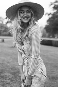 need gingham in my life