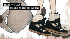Sneaker Wedges March23 | Just in!