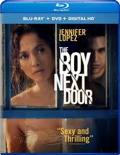 DVD & Blu-Ray: THE BOY NEXT DOOR (2015) | The Entertainment Factor