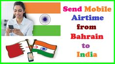 Send Mobile Airtime Directly from Bahrain to India