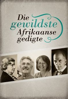 Die Gewildste Afrikaanse gedigte Edition by Leserskring and Publisher Human & Rousseau. Save up to by choosing the eTextbook option for ISBN: The print version of this textbook is ISBN: Online Textbook, My Land, Afrikaans, Idioms, My Passion, Proverbs, Poetry, Language, Teaching