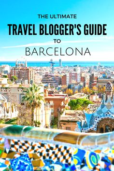This is the ultimate guide to Barcelona and a huge resource for things to do in Barcelona, places to eat, travel tips and how to save money.