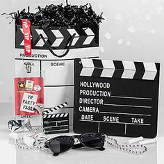 Our Hooray for Hollywood Swag Bag will make your feel like you just walked off the red carpet.