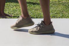 6dc7c283288 adidas Yeezy Boost 350 V2  Dark Green  to Release in June - EU Kicks