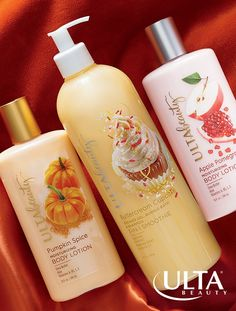 Scrumptious additions to your bath and body routine Busy beauty lovers will love the smoothies for shower gel, bubble bath and shampoo all in one Reach for body lotion with nourishing shea butter, aloe, and vitamins A and E to stay moisturized - t Beauty Care, Beauty Skin, Health And Beauty, Teeth Whitening Cost, Whitening Kit, Happy Skin, Peeling, Smell Good, Body Lotion