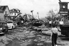 Jun 9, 1953 - a cyclone tore through Worchester, Massachusetts and killed 90, making it the worst in New England history
