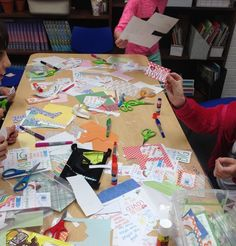 DIY Cards, Kindness Cards, Service Learning Project