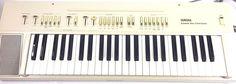 Yamaha PS-20 49-Keys Automatic Bass Chord System Arpeggio Synthesizer Keyboard #Yamaha
