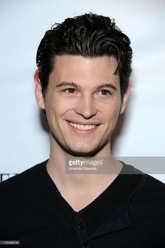 Actor Bryan Dechart arrives at the NYLON Magazine June/July Music Issue Launch Party With Shirley Manson at The Roxy Theatre on May 2012 in West Hollywood, California. Beautiful Men, Beautiful People, Shirley Manson, Bryan Dechart, Korean Boys Ulzzang, Nick Robinson, I Like Dogs, Detroit Become Human, Hollywood California