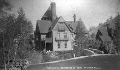 Original Glen Eyrie Residence