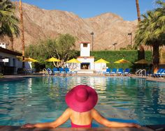 La Quinta Resort Main Pool - Palm Springs, California