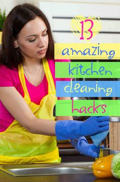 13 Unparalleled Kitchen Cleaning Hacks That Will Transform Your Life For Good  #kitchen #lifehacks #kitchencleaning #kitchentips
