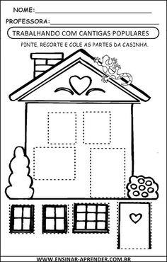 Preschool Learning Activities, Preschool Worksheets, Preschool Activities, Free Printable Worksheets, School Decorations, Drawing For Kids, Happy Kids, Kids Education, Life Skills