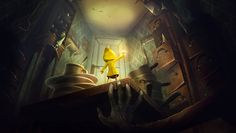 Little Nightmares - this was a great game, i loved this game, i thought i should vocalise that, thank you for your time