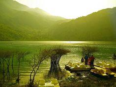 Kournas Lake, Crete