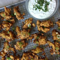 These crispy onion bites are inspired by traditional Indian vegetable pakoras, which are vegetable fritters commonly made using a chickpea flour batter. This recipe for Onion Pakoras combines thinly sliced onions, sliced jalapenos, fresh herbs, and spices in a batter made with Cup4Cup Flour. They are then deep fried until golden brown and crispy. We …