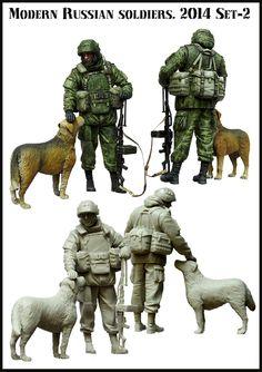 Postapocalyptic <b>1/35</b> Scale <b>Resin Figure</b> | Military <b>models</b> | Модели ...