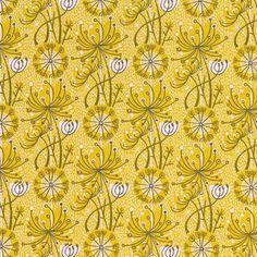 Angie Lewin Dandelion One – St. Jude's Fabrics