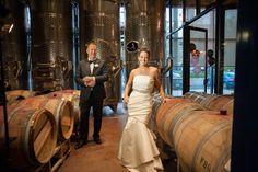Blair Martin's Urban Chic City Winery Wedding Gerber+Scarpelli Photography Chicago