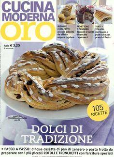 Dolci di tradizione. Gefunden in: CUCINA MODERNA ORO, Nr. 119/2015