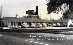 Lame Duck Motel Selma Ca