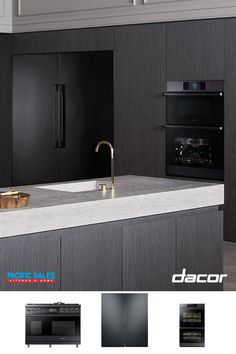 Turn your before, into an after. It's time to remodel the kitchen. To transform it into a stage. Let Dacor be your co-star in the kitchen. From professional ranges to column refrigeration, find what you're looking for to bring your dream kitchen to a real Decor, House Design, House, Interior, Home, Remodel, Kitchen Remodel, Home Remodeling, House Interior