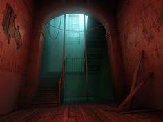 haunted lighting - Google Search