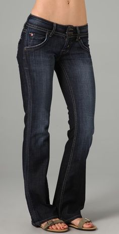 Hudson Petite Signature Boot Cut Jeans.   Hudson Jeans available at Stella's Trunk www.facebook.com/stellastrunkpage