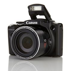 For my daughter Christmas gift. She is really into nature and photograghy lately...Canon PowerShot 16MP 30x Optical Zoom and HD Video SLR-Style Camera