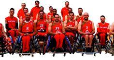 Campomaiornews: Selecção nacional de basquetebol em cadeira de rod...