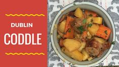 How to Make Dublin Coddle Irish Lamb Stew, Coddle, Pub Food, Lets Try, Irish Recipes, Corned Beef, Dublin, Cooking Recipes, Nifty