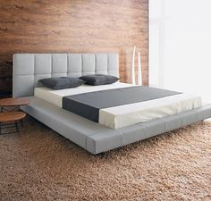 King Size Bed With Mattress Included. This amazing image collections about King Size Bed With Mattress Included is accessible to save. Modern Crib, Modern Bedroom, Master Bedroom, Modern Platform Bed, Platform Bed Frame, Crib Bedding Sets, Queen Size Bedding, Bed Lights, How To Make Bed