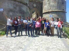 Me-Area archeologica e Castello di Milazzo #invasionecompiuta #invasionidigitali #siciliainvasa2015