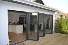 The Home Extension Company Building Extension, Rear Extension, Extension Ideas, Conservatory Kitchen, Bungalow Renovation, Indoor Outdoor Living, House Extensions, Ground Floor, Home And Living