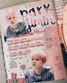 O amor de td a minha vida~♡~ Bullet Journal Notes, Bullet Journal Aesthetic, Bullet Journal Ideas Pages, Bullet Journal Inspiration, Journal Layout, Journal Pages, Journals, Bts Book, Kpop Diy