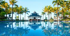 Heritage Le Telfair Golf & Spa Resort in Bel Ombre, Mauritius - Hotel Deals Mauritius Hotels, Mauritius Travel, Mauritius Island, Luxury Beach Resorts, Hotels And Resorts, Resort Villa, Resort Spa, Dubai, Tents
