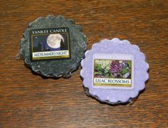 Night Garden | Yankee Candle - (Mixology: Midsummer's Night + Lilac Blossoms)