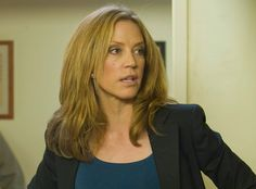 15. June Stahl (Ally Walker) from Ranking the 21 Most Important Deaths on Sons of Anarchy   E! Online