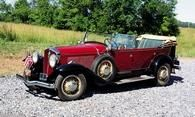 Escape Roads: 1931 Studebaker President state tourer. So beautiful!