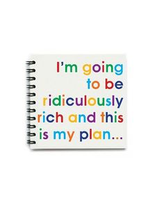 My favourite notebook....