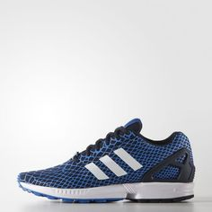 Zapatillas Originals ZX Flux Techfit - Azul