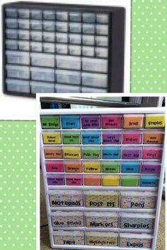 A really good idea for classroom storage.  http://www.usplastic.com/catalog/item.aspx?sku=55381