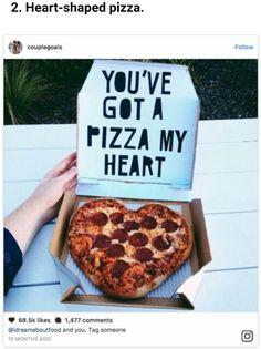 Pizza  my heart ❤️