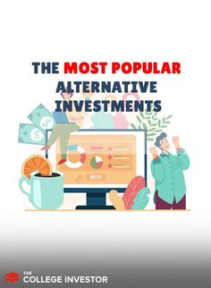 Alternative investments are becoming increasingly popular. But what else is out there besides the stock market? Real Estate Investing, Investing In Stocks, Investing Money, Saving Money, Online Stock, Stock Broker, Investment Portfolio, Top Cryptocurrency, Setting Up A Budget