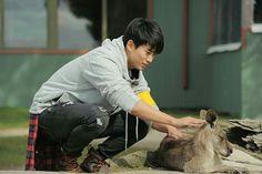 2PM# Taecyeon in Australia