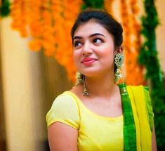 Nazriya Nazeem stills . Beautiful Girl Photo, Cute Girl Photo, Beautiful Girl Indian, Most Beautiful Indian Actress, Beautiful Saree, Beautiful Women, Indian Natural Beauty, Nazriya Nazim, Indian Face