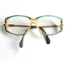 89526cf90329 Reserved for Elmira Vintage Cazal Eye Glasses by marybethhale