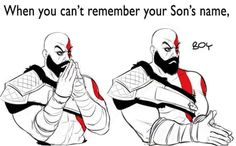 God of War: Boiiii