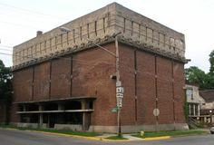 Image - A.G. German Warehouse (1916-1921) will  be restored! Richard Center, Wisconsin