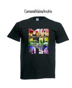 Camiseta Malota Arcoiris